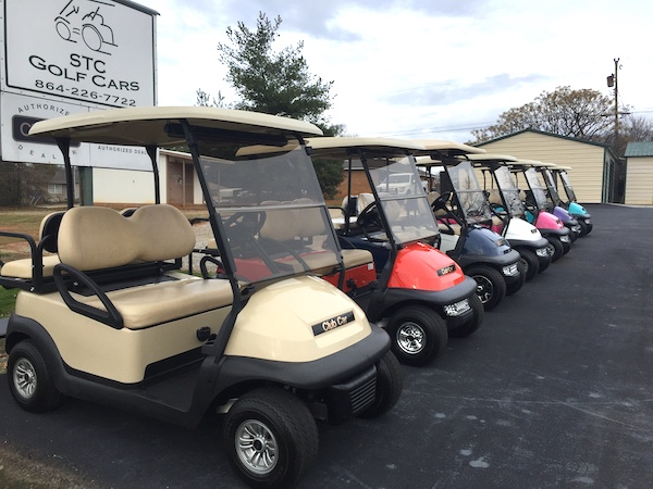 golf car service anderson sc